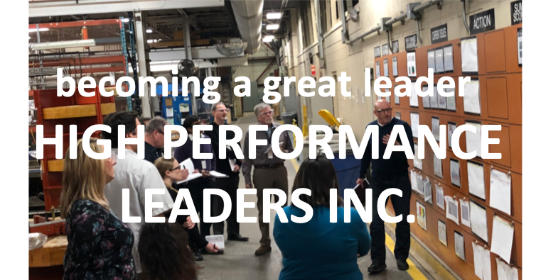 High Performance Leaders