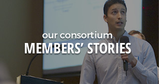 our consortium: members' stories